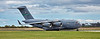 US Air Force Boeing C-17A Globemaster III (10-0220) at Lossiemouth Airport - 4 May 2018