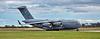 US Air Force Boeing C-17A Globemaster III (10-0220) at Lossiemouth Airport - 4 May 2018