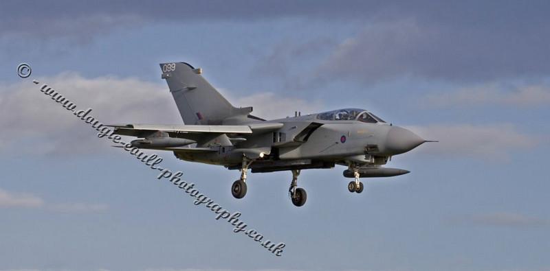 Display Tornado at Lossiemouth