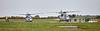 Merlins at RAF Lossiemouth - 11 May 2018
