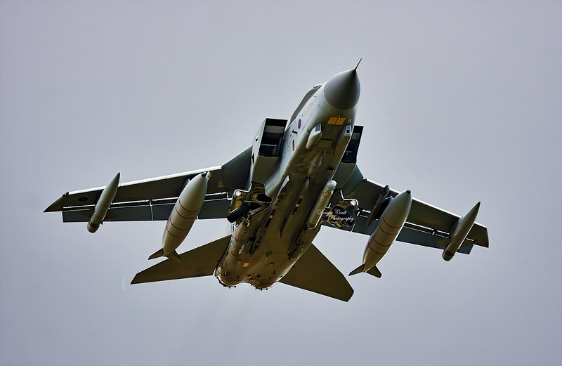 Tornado at RAF Lossiemouth - 2 September 2009