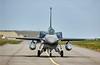 Turkish F-16 Pilot at Lossiemouth - 12 April 2016