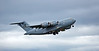 Royal Australian Air Force C17 (A41-206) at RAF Lossiemouth - 8 May 2018