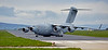 Royal Australian Air Force Boeing C-17A Globemaster III (A41-209) at RAF Lossiemouth - 9 May 2018