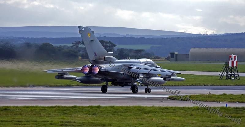 Tornado Take-Off - Lossiemouth