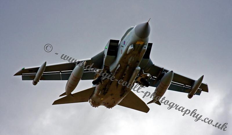 Tornado Flypast
