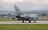 Tornado Prepares to Take Off - Lossie RAF Base - 6 October 2008