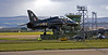 Landing Hawk 100 Sqn Hawk - Lossiemouth