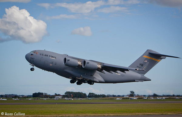 RNZAF 75th Anniversary Air Show, Ohakea Air Force Base, 31 March 2012