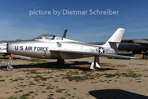 2015-02-11 51-9432 F84 USAF
