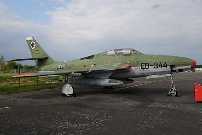 2019-04-27 EB-344 F84 German Air Force