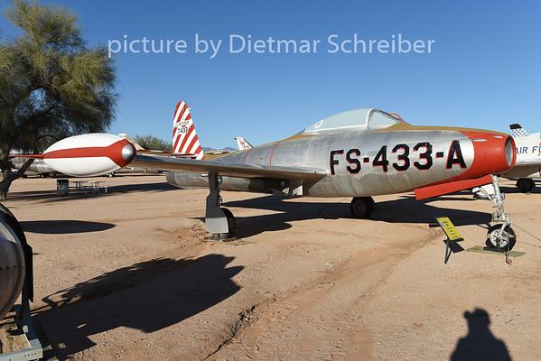 2015-02-08 47-1433 F84 USAF