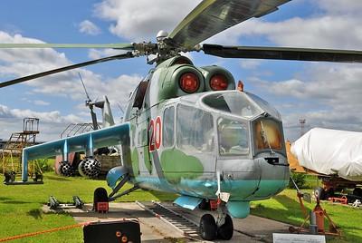 "Mil Mi-24A Hind ""20 Red"""