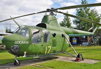 "Mil Mi-1M Hare ""17 Yellow"""