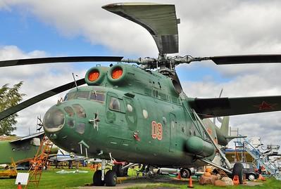"Mil Mi-6A Hook ""09 Red"""