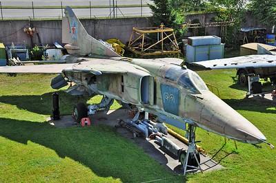 """MiG-23BM Flogger-F """"60 White outline"""""""