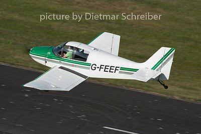 2019-06-26 G-FEEF Jodel DR.220 Fifi
