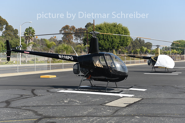 2015-02-05 N116PG Robinson R22 Star Helicopter