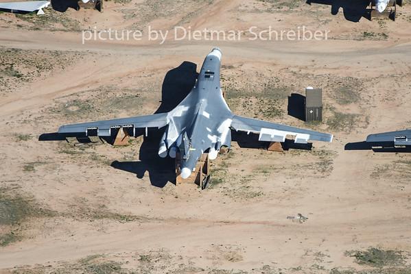 2015-02-08 Rockwell B1 USAF