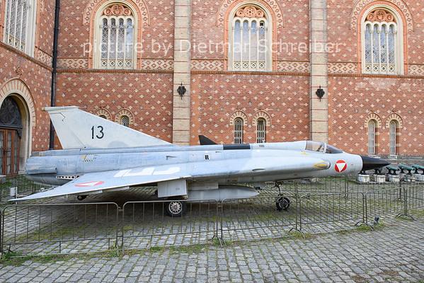 2021-04-28 13 Saab Draken Austrian AIr Force