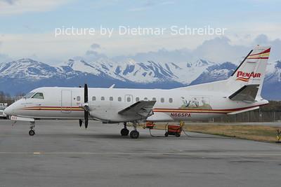 2012-05-12 N665PA Saab 340 Penair