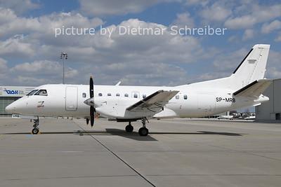 2021-04-23 SP-MRB Saab 340 Skytaxi