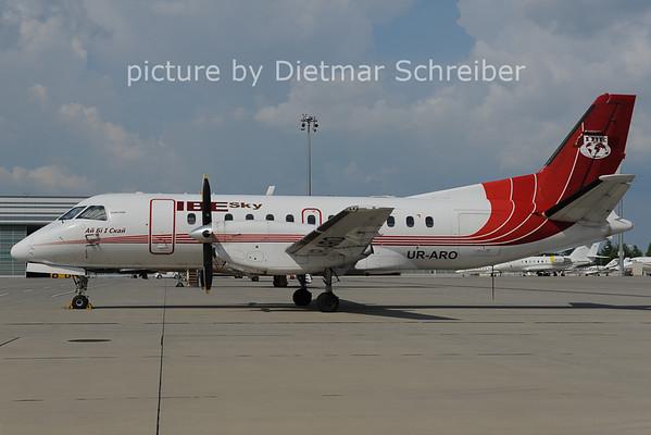 2012-07-26 UR-ARO Saab 340 IBE Sky