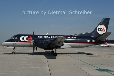 2011-05-20 OK-CCE Saab 340 Central Connect