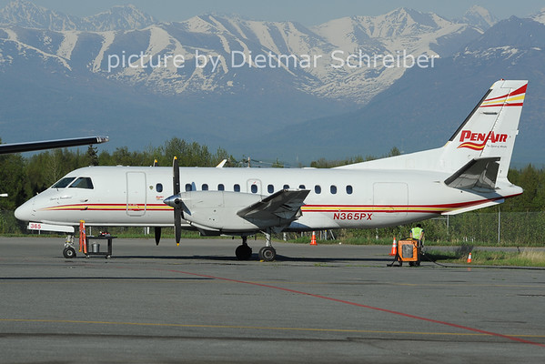 2020-05-30 N365PX Saab 340 Penair