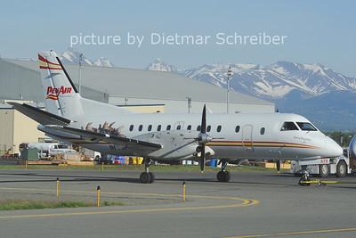2020-05-30 N675PA Saab 340 Penair