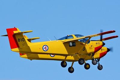 """Saab MFI-15 Safari """"810"""" & """"811"""""""
