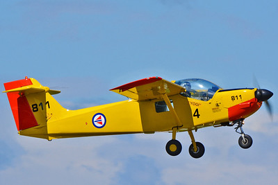 """Saab MFI-15 Safari """"811"""""""