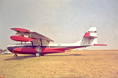 Copy From Slide 0280 PBY -5A Super canso 1000 c/n 1997  CF-MIR Rand Airport, Germiston, South Africa,      05/12/1973 Geoterrex Ltd, Terra Surveys, Ottawa, Ontario  This work is licensed under a Creative Commons Attribution- NonCommercial 4.0 International License.