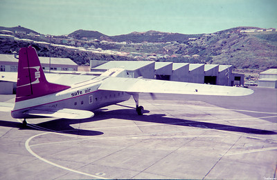 Copy From Slide 0267 Bristol 170 Freighter Mk31M c/n 13157  ZK_CLT Wellington, New Zealand,      11/71 SAFE Air - Straits Air Freight Express  This work is licensed under a Creative Commons Attribution- NonCommercial 4.0 International License.