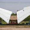 NASA 905 horizontal stabilizers