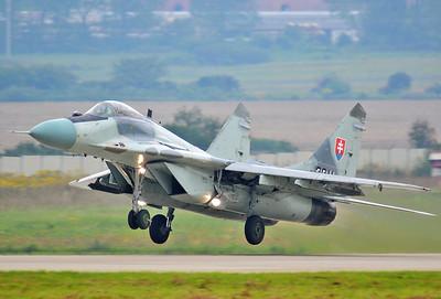 "MiG-29AS Fulcrum-A ""3911"""