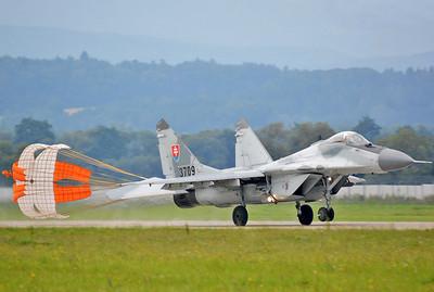 "MIG-29AS Fulcrum-A ""3709"""