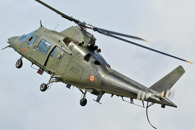 """Agusta  A109BA """"H27"""""""