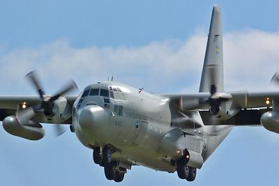 """Lockheed C-130E1 Hercules """"842"""""""