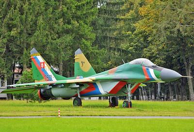 "MiG-29A Fulcrum-A ""7501"""