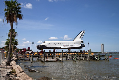 Space Shuttle Mockup
