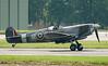 BBMF, Battle of Britain Memorial Flight, Biggin Hill, Biggin Hill 2016, Clipped Wing, Festival of Flight, Spitfire, Spitfire LF Mk.XVIe, Supermarine, TE311
