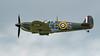 BBMF, Battle of Britain Memorial Flight, P7350 (BBMF), RAF, RIAT2016, Royal Air Force, Spitfire, Spitfire MK IIa, Supermarine (8.2Mp)