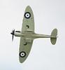 BBMF, Battle of Britain Memorial Flight, P7350 (BBMF), RAF, RIAT2016, Royal Air Force, Spitfire, Spitfire MK IIa, Supermarine (13.5Mp)