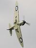 BBMF, Battle of Britain Memorial Flight, P7350 (BBMF), RAF, RIAT2016, Royal Air Force, Spitfire, Spitfire MK IIa, Supermarine (6.3Mp)