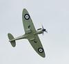BBMF, Battle of Britain Memorial Flight, P7350 (BBMF), RAF, RIAT2016, Royal Air Force, Spitfire, Spitfire MK IIa, Supermarine (11.7Mp)