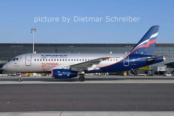 2021-01-08 RA-89025 Sukhoi Superjet Aeroflot