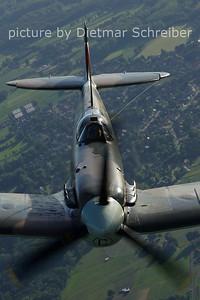 2012-08-17 G-MKVB / BM597 Spitfire