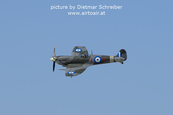 2021-09-03 MJ755 Spitfire