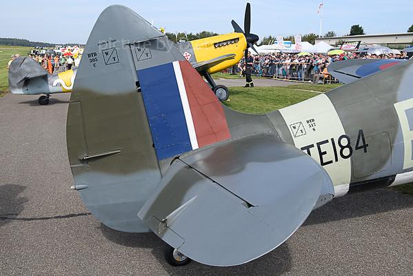 2019-09-14 G-MXVI (TE184) Spitfire